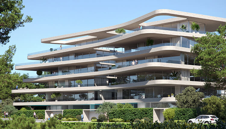 The wave Glyfada Project
