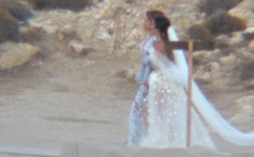 Εριλετα Κούρκουλου γάμος