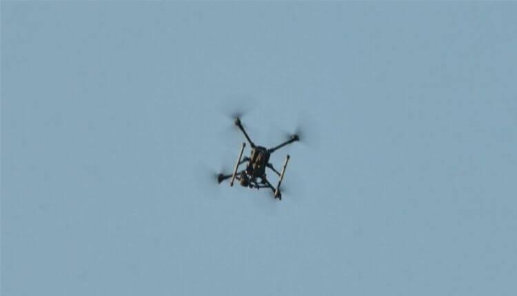 ΑΠΘ drone