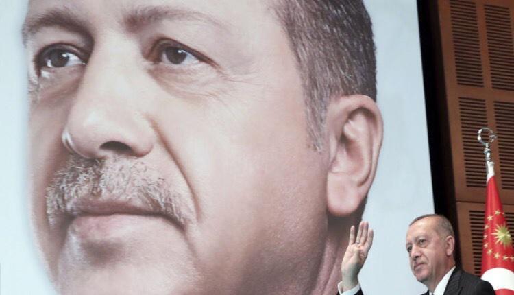 Τουρκία Ερντογ'αν