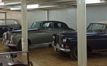 οχήματα τέως βασιλικής οικογένειας
