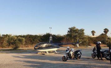 Γλυφάδα γκόλφ ελικόπτερο