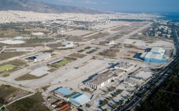 Ελληνικό τελική ευθεία κατατέθηκε σχέδιο