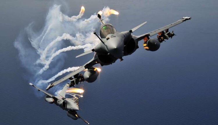 Rafale Scalp κόβουν αέρα Τούρκων