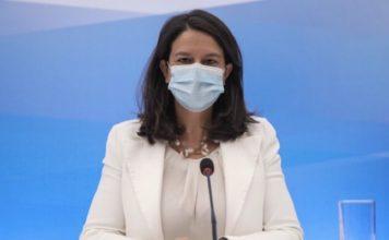 Κεραμέως μάσκες μιας χρήσης στα σχολεία