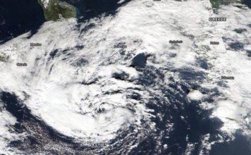 μεσογειακός κυκλώνας χώρα μας