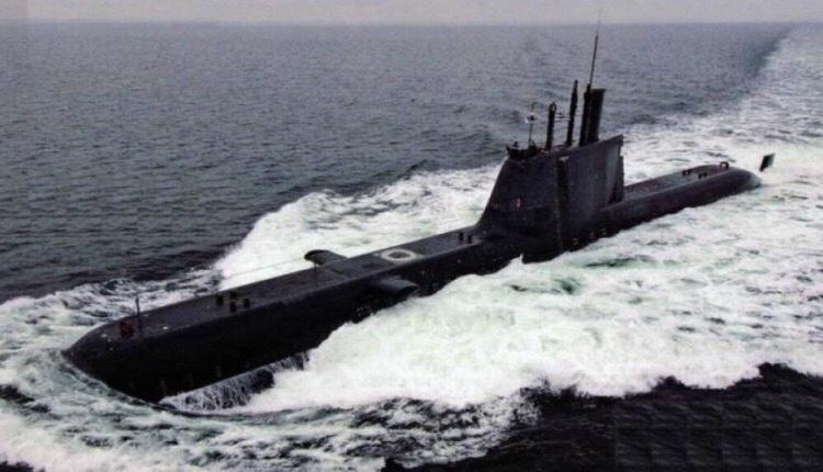 αόρατα υποβρύχια πυραυλάκατοι