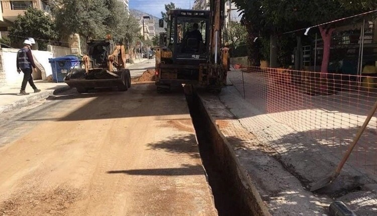Ελληνικό Αργυρούπολη επέκταση φυσικού αερίου