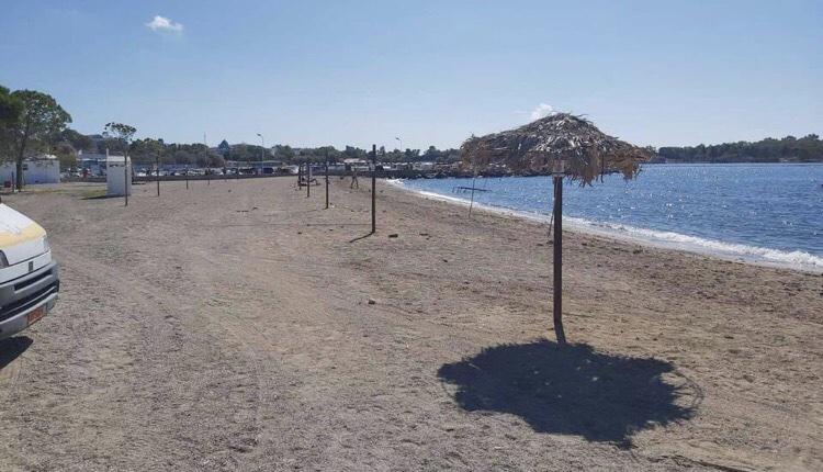 Δήμος Γλυφάδας ανάπλαση παραλίας
