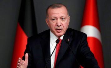 Ερντογάν επίθεση Μακρόν