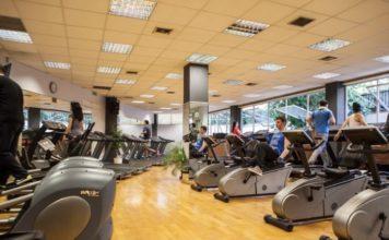 Ηλιούπολη κορωνοϊός γυμναστήριο