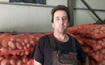 μάθημα αγρότης δώρισε 25 τόνους πατάτες