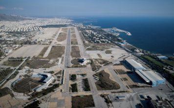 Ελληνικό ξεκινά περίφραξη