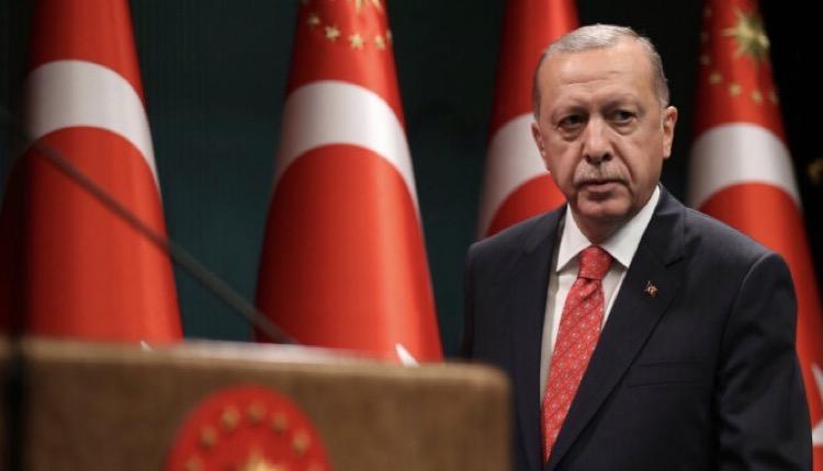 Ερντογάν πόλεμο Δύση
