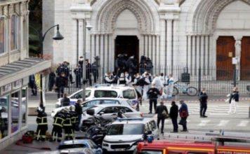 επίθεση Νίκαια σοκαρισμένη Γαλλία