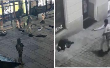 επίθεση Βιέννη Τζιχαντιστής ISIS δράστης