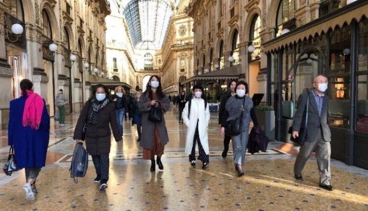 Απαγόρευση κυκλοφορίας Ιταλία