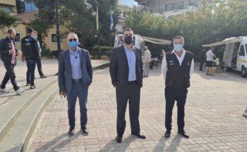 rapid test δωρεάν covid Ελληνικό Κωνσταντάτος