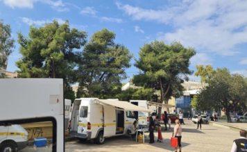 ΕΟΔΥ rapid test Ελληνικό Αργυρούπολη