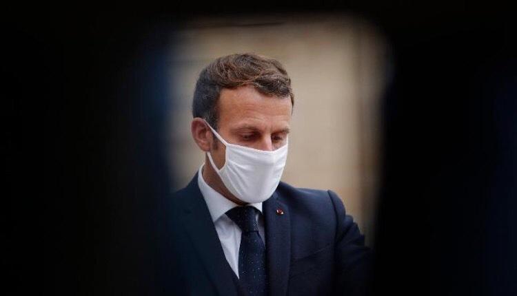 Μακρόν Γαλλία εναντίον Ισλαμιστικού