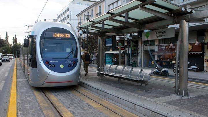 Επανέναρξη δρομολογίων τραμ προς Σύνταγμα