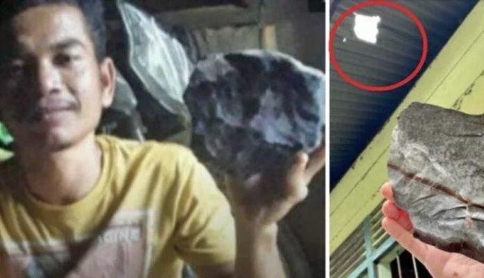 νεκροθάφτης πλούσιος μετεωρίτης