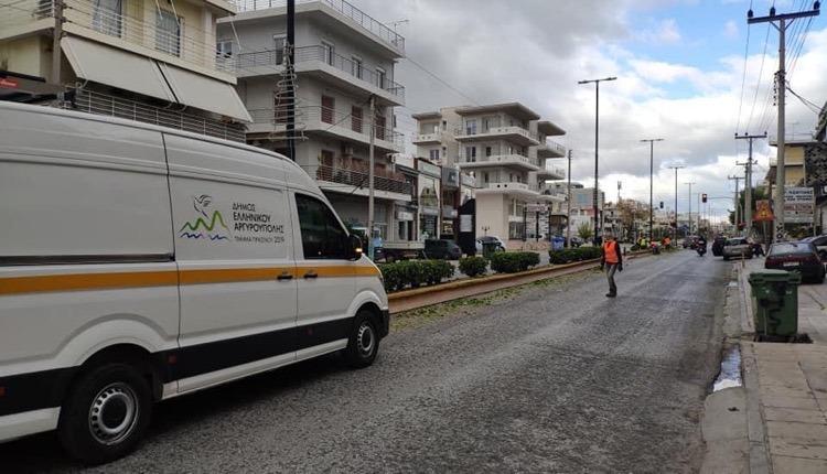 Ελληνικού Αργυρούπολης προτεραιότητα βοήθεια στο σπίτι καθαριότητα