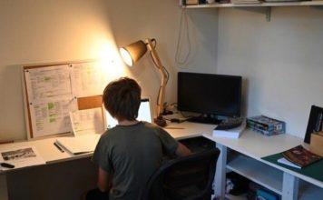 μαθητές δημοτικών νηπιαγωγείων ηλεκτρονικά θρανία