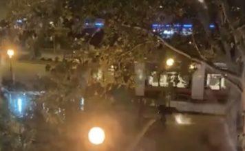 Βιέννη σοκαριστικό βίντεο αστυνομικός πυρά
