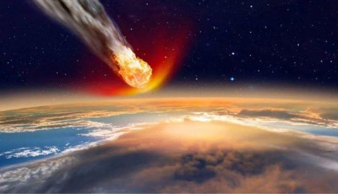 Αστεροειδής τροχιά γη