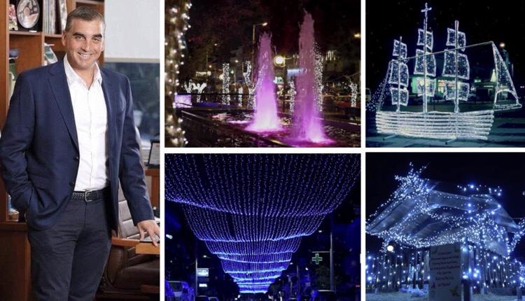 Γιάννης Κωνσταντάτος χρόνια πολλά Ελληνικό Αργυρούπολη