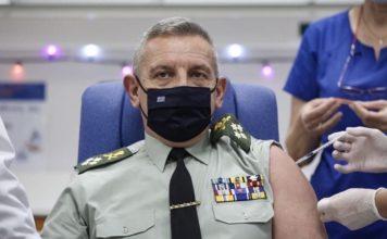 εμβολιασμός Α/ΓΕΕΘΑ εμπλοκή στρατού