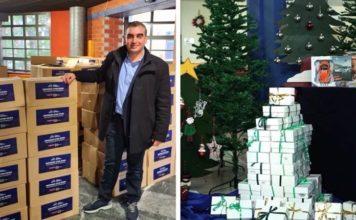 Γιάννης Κωνσταντάτος Δήμαρχος Ελληνικού Αργυρούπολης δίπλα σε όσους έχουν ανάγκη