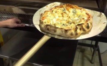 Γάλλος σεφ γκίνες πίτσα 254 τυριών