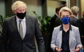 brexit απαισιοδοξία Λονδίνο