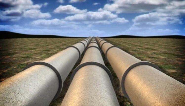 τροφοδοσία Ελλάδας φυσικό αέριο TAP