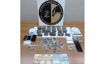 Συνελήφθησαν αλλοδαποί διακίνηση ναρκωτικών Εξάρχεια