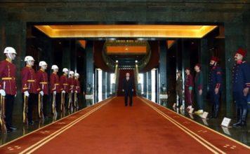 θερινό παλάτι ερντογάν