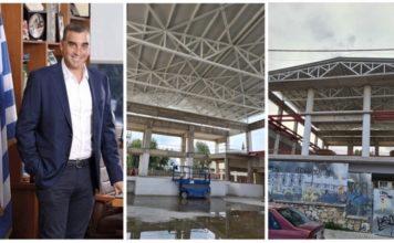 Ελληνικό - Αργυρούπολη προχωρούν εργασίες