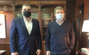 Υπουργό Μιχάλη Χρυσοχοΐδη τέλος συμμορίες Γιάννης Κωνσταντάτος