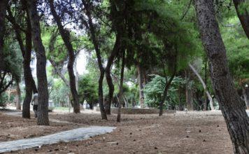 Ηλιούπολη νεκρά σκυλιά πάρκο καλαβρύτων