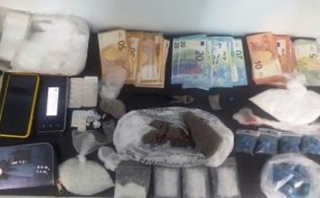 συνελήφθησαν αλλοδαπές διακίνηση εμπορία ναρκωτικών