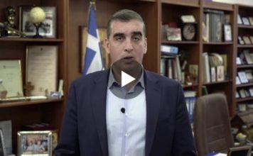 Γιάννης Κωνσταντάτος πρώτα πατέρας μετά ως Δήμαρχος προστατεύουμε τα παιδιά μας