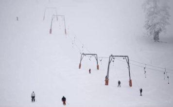 Σοβαρό ατύχημα χιονοδρομικό κέντρο Βασιλίτσας