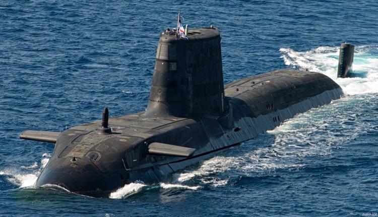 χαμός Βασιλικό Ναυτικό πορνό σε υποβρύχιο
