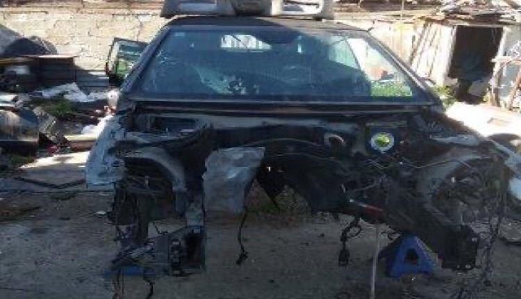 Συνελήφθησαν τρία κλοπές οχημάτων Αττική