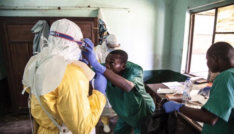 ΛΔ Κονγκό επανεμφάνιση Έμπολα
