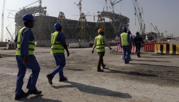 Guardian 6.500 εργάτες νεκροί έργα μουντιάλ Κατάρ