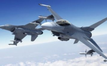 Τέξας ΗΠΑ πρώτο Viper ελληνικό F-16