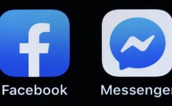 messenger facebook έπεσε